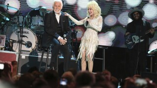 'I will always love you:' Dolly Parton pays tribute to Kenny Rogers