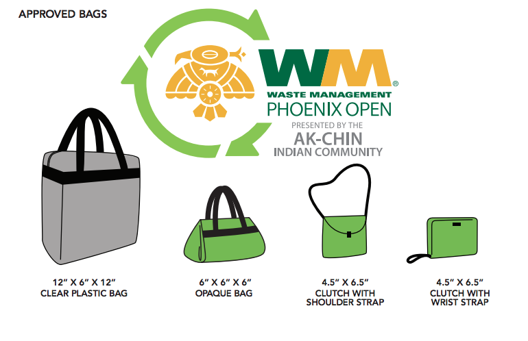 2019 Waste Management Phoenix Open: Your guide to admission