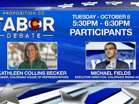 TABOR debate participants