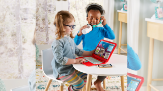 Work-from-home is now a toy line from Fisher-Price
