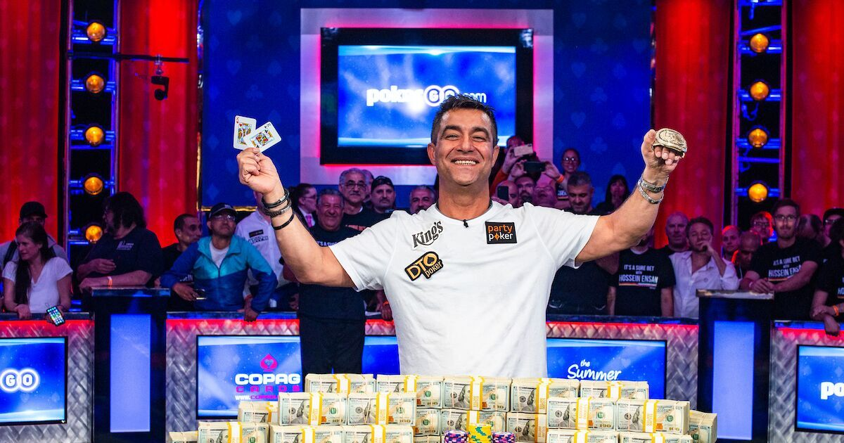 50th World Series of Poker wraps up with $10 million winner