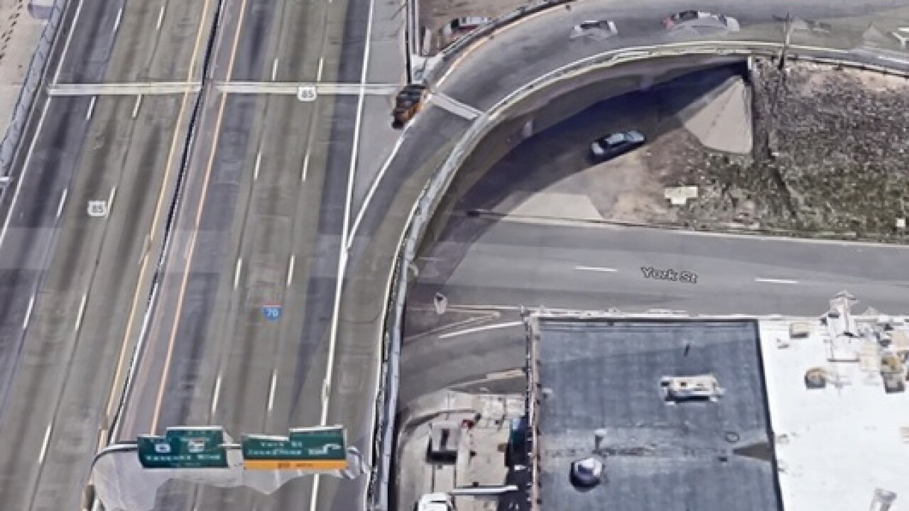 Why are entry/exit ramps combined with others?