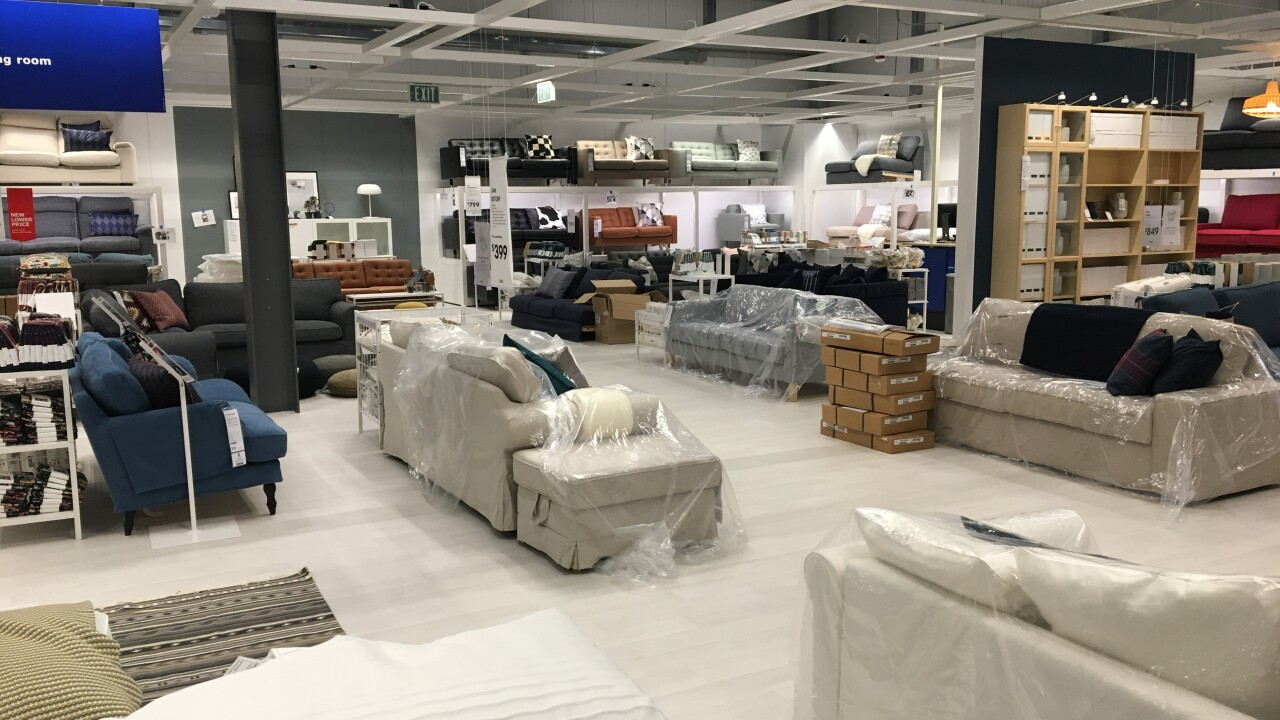 Photos: A sneak peek at the new IKEA opening in Norfolk!
