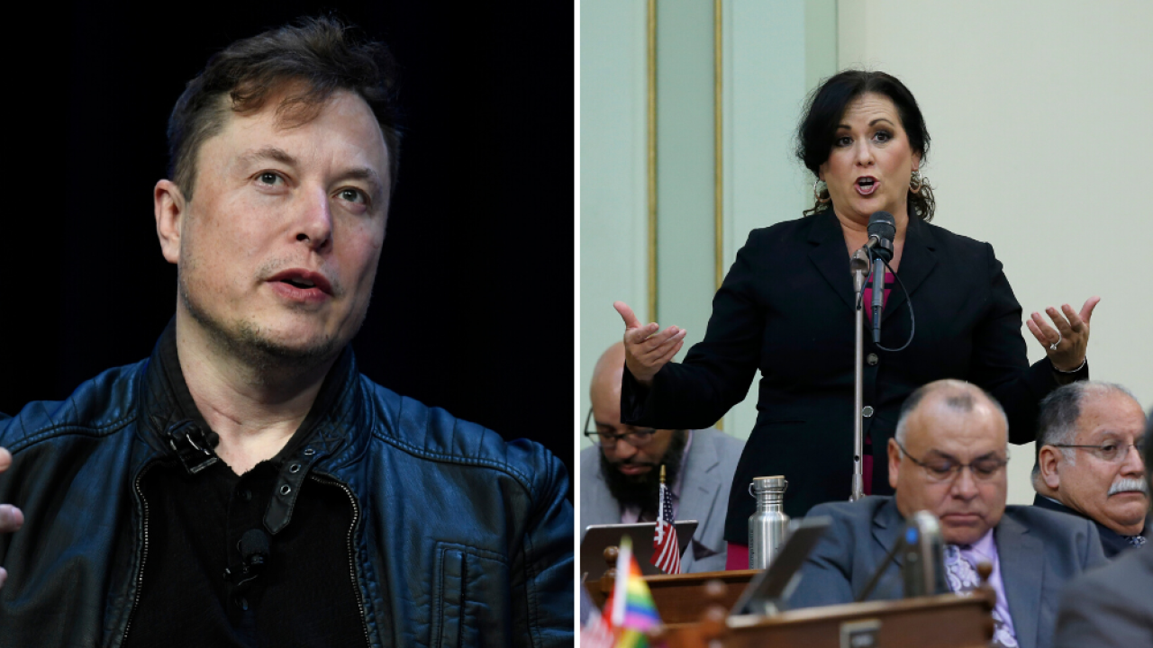 Calif. politician tweets 'F--k Elon Musk' after CEO threatens to move company over COVID-19 shutdown