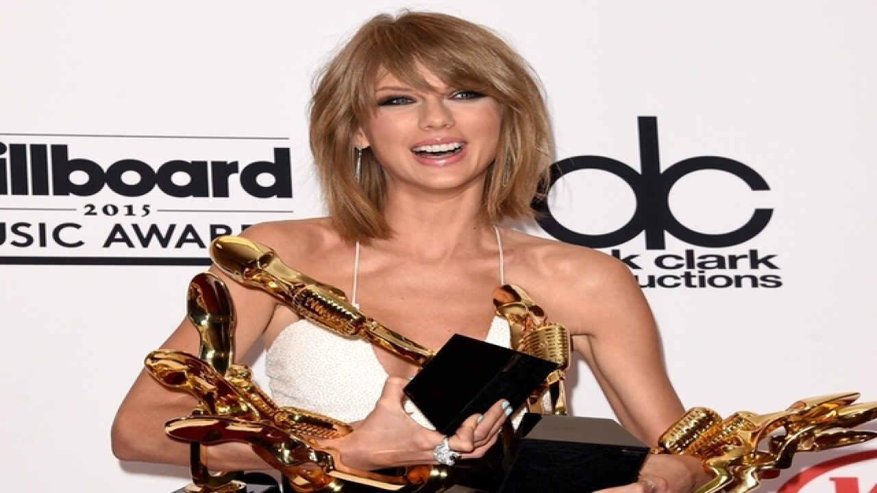 Taylor Swift makes wildest dreams come true for a Cincinnati cop's daughter