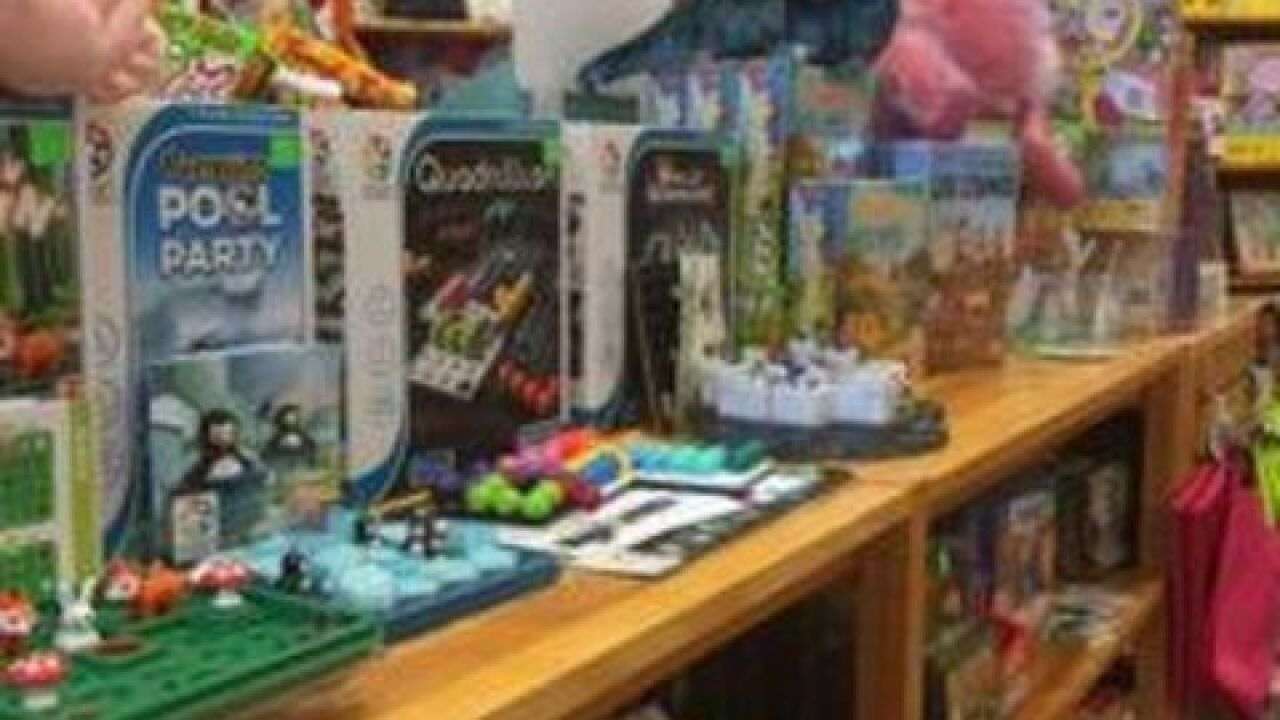 Toy Shopping for Christmas? Try these