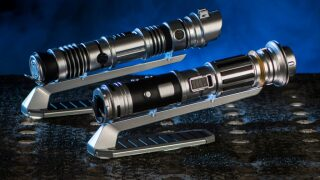 Lightsabers, droids help outfit your 'Star Wars' journey at 'Galaxy's Edge'