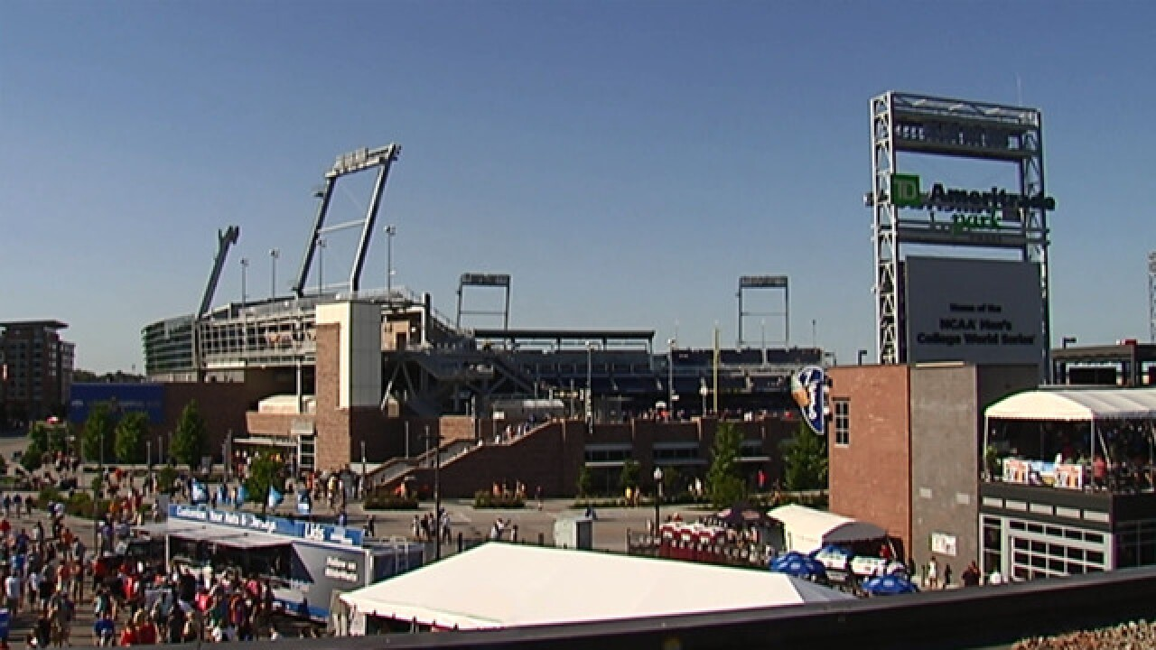 College World Series Fan Fest event information