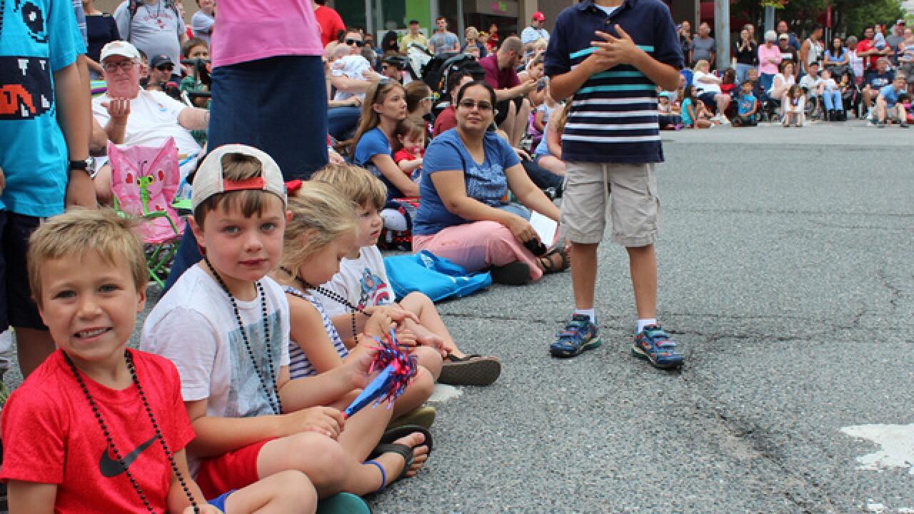 PHOTOS: Towson 4th of July Parade