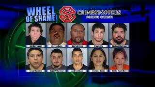Wheel Of Shame Fugitives: October 30th
