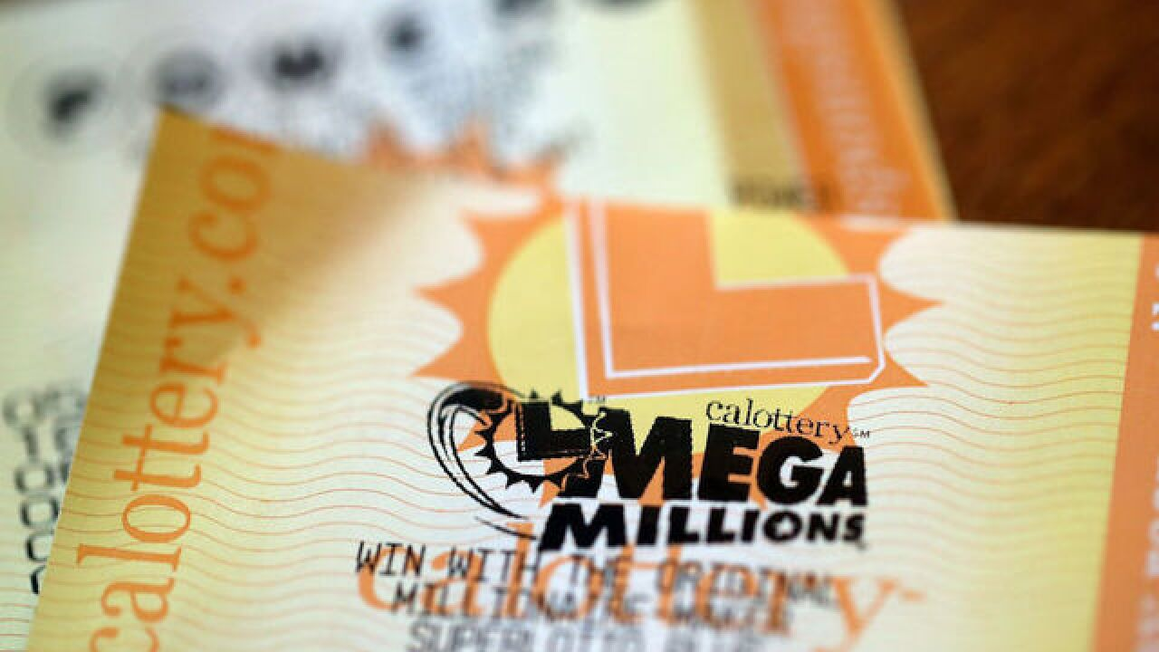 Mega Millions and Powerball jackpots combined are more than $1 billion