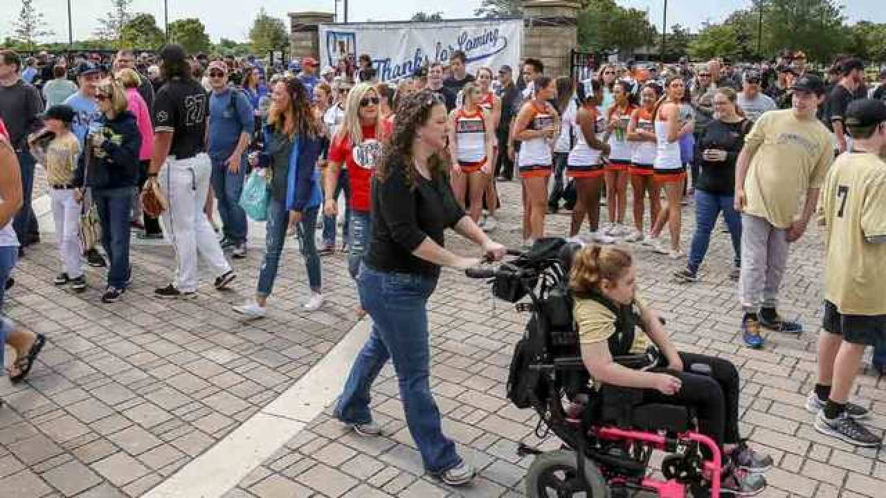 Field Opens For Kids, Adults With Special Needs