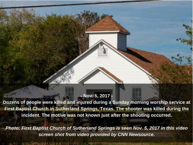 Mass shootings in America