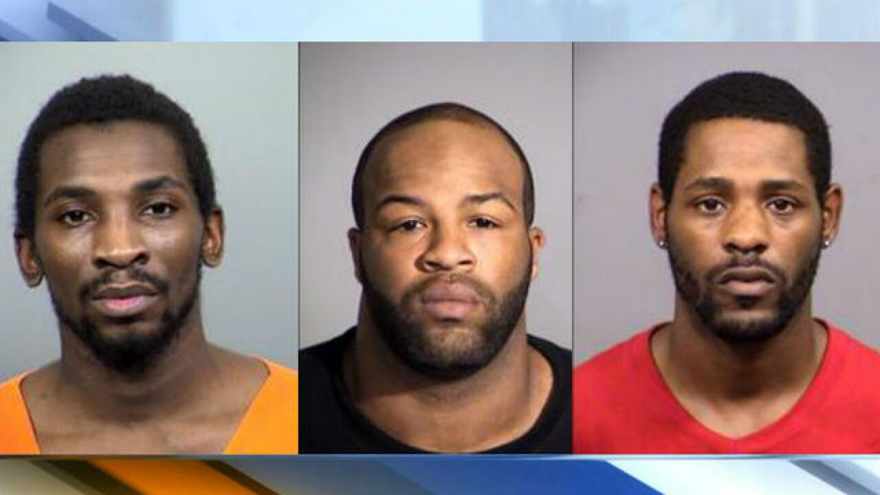 2 arrested, 1 wanted in shooting of 70-year-old