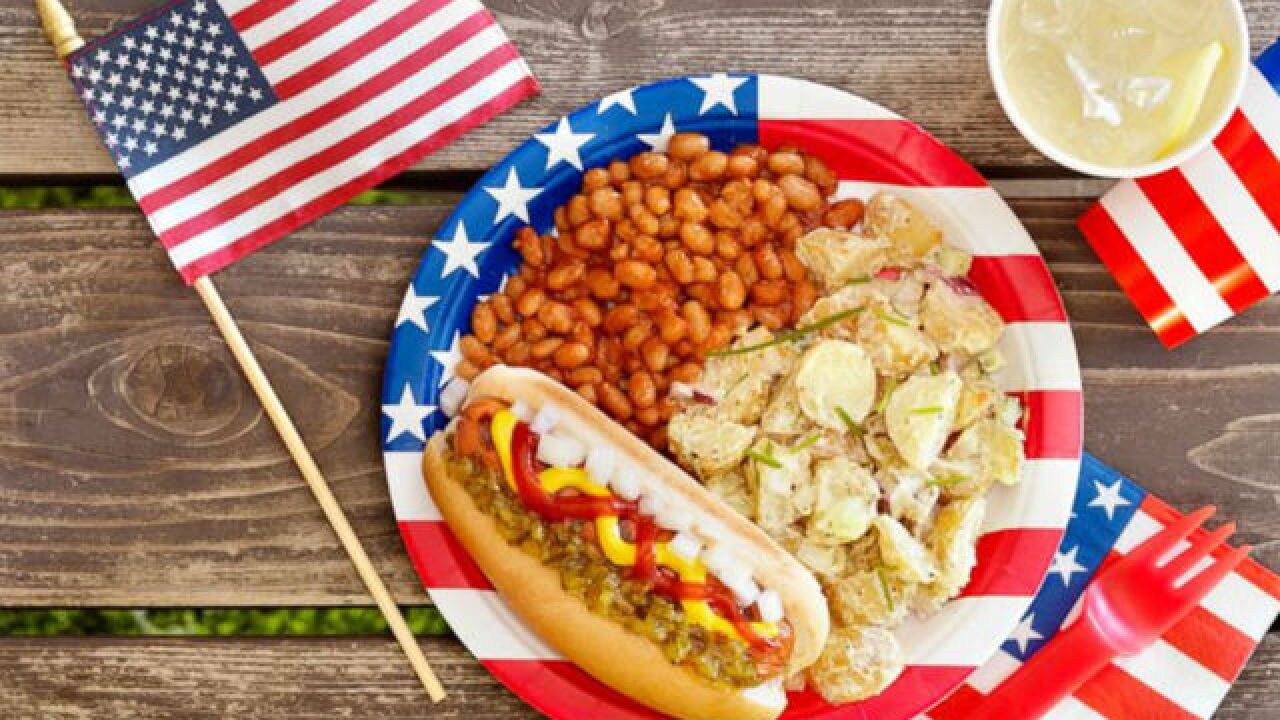 Image result for image, photo, picture, memorial day food