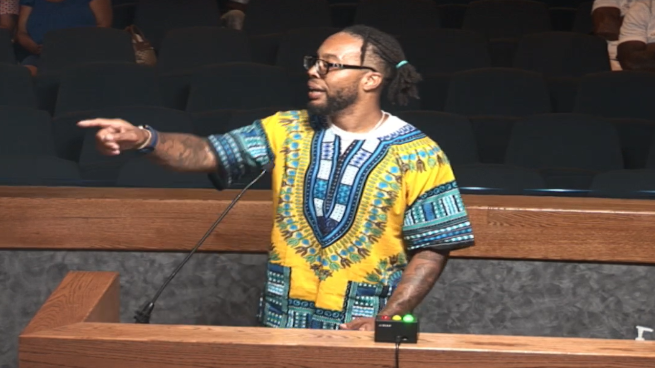 Portsmouth City Council meeting speaker (July 27).png