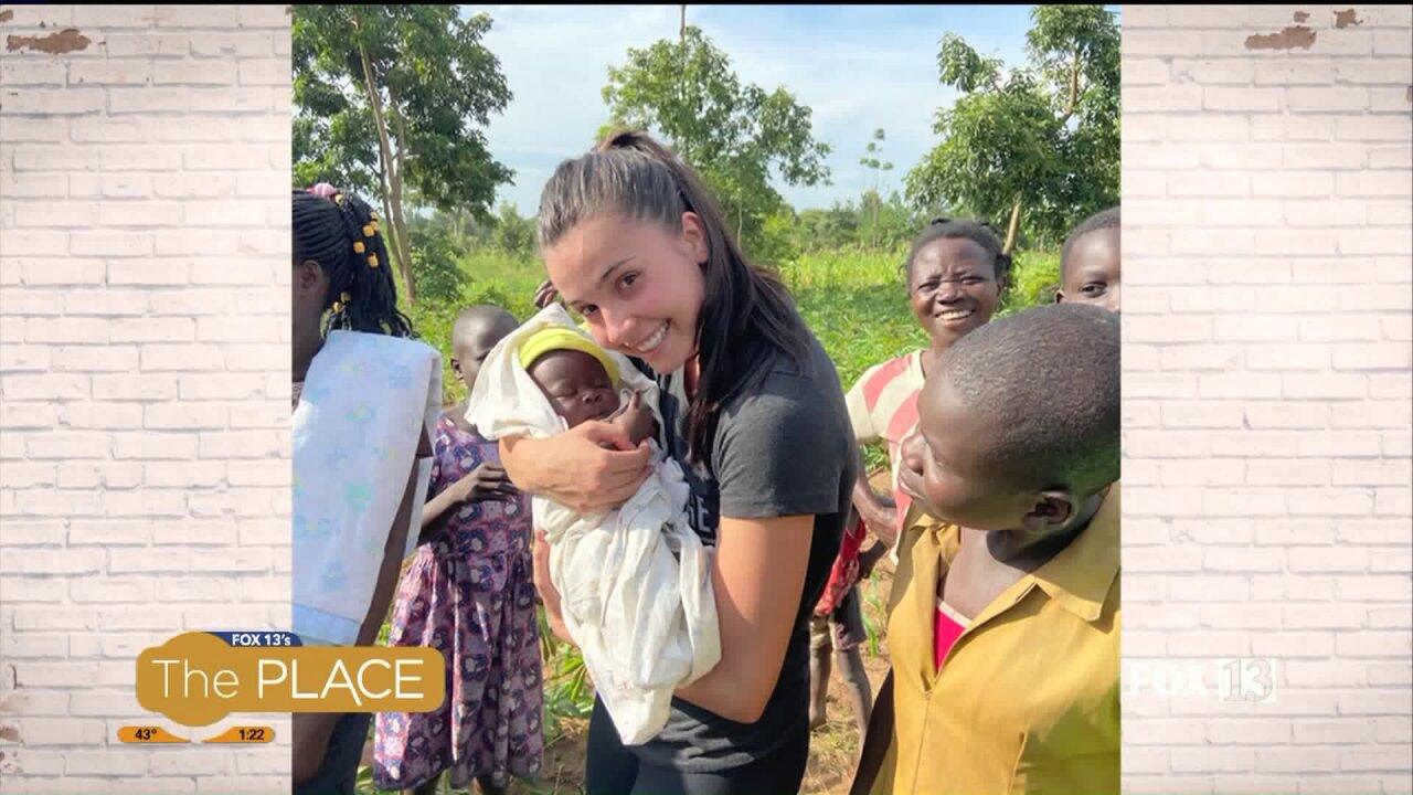 Miss Utah 2019 shares her life-changing experience inUganda