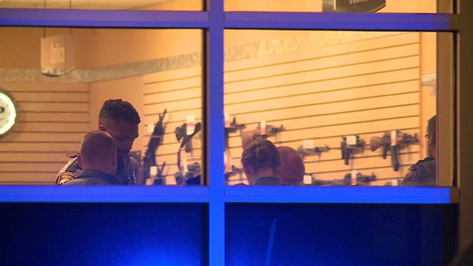 Photos: Man arrested at Colonial Shooting Academy inHenrico