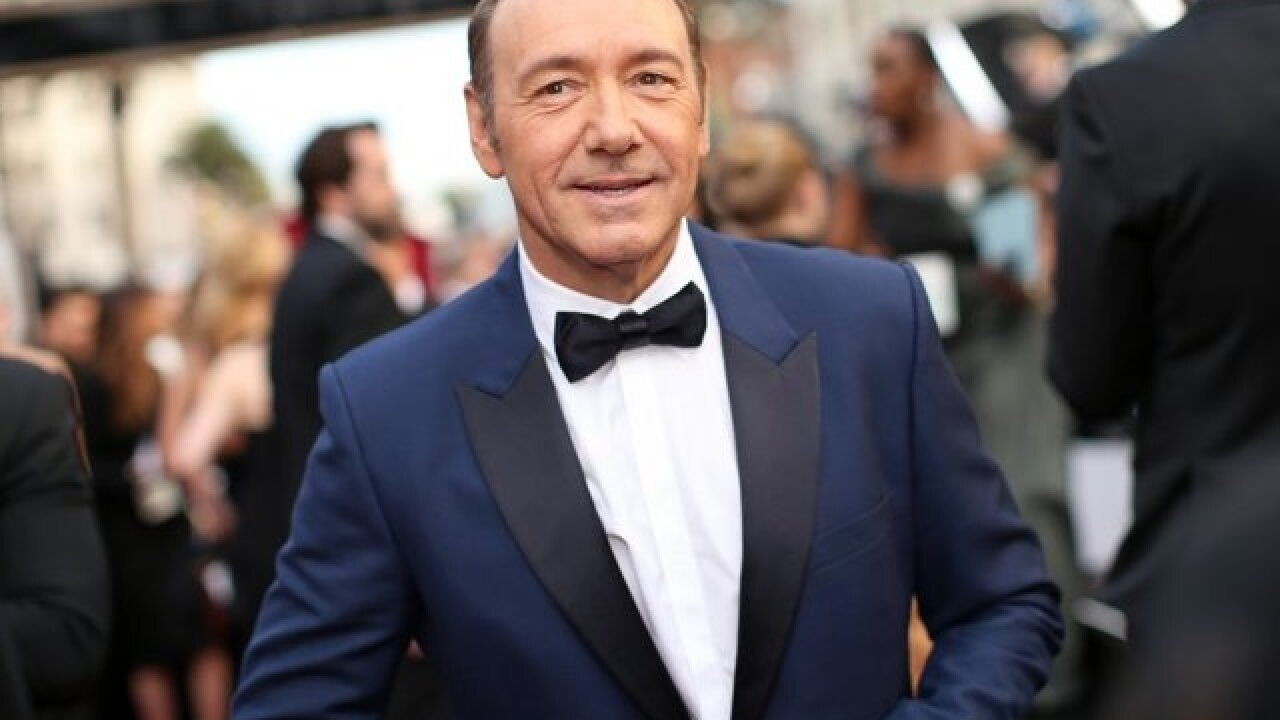 Kevin Spacey facing new sexual assault case