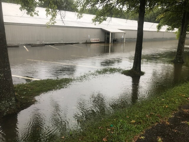 PHOTOS: Severe Weather, Flash Flooding Hits Mid-State