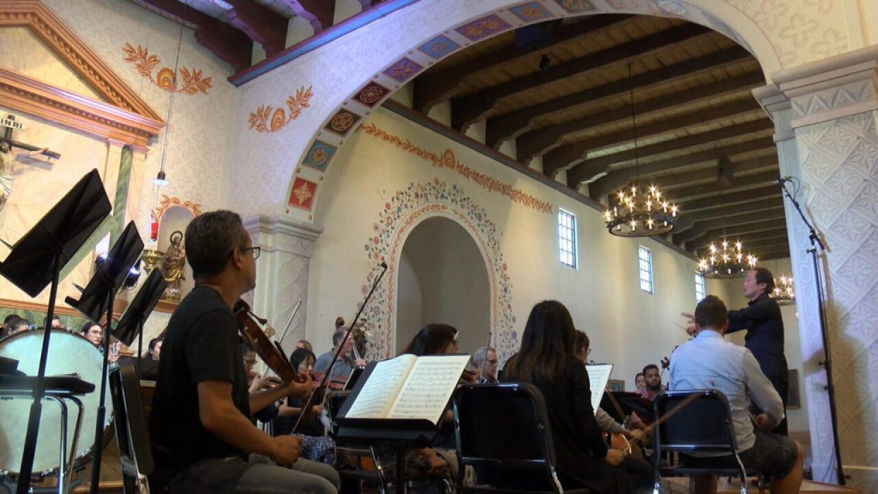 Festival Mozaic gives music lovers sneak peek at concert in the mission