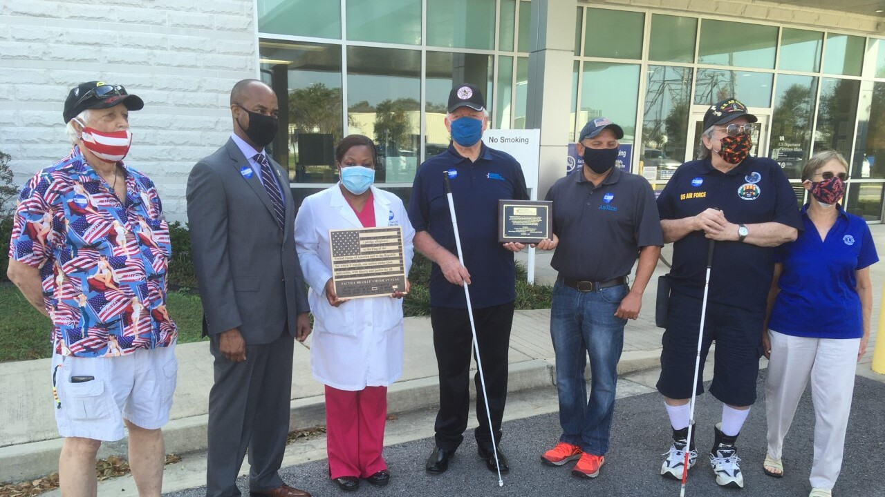 blind flag plaque veterans outpatient.jpg