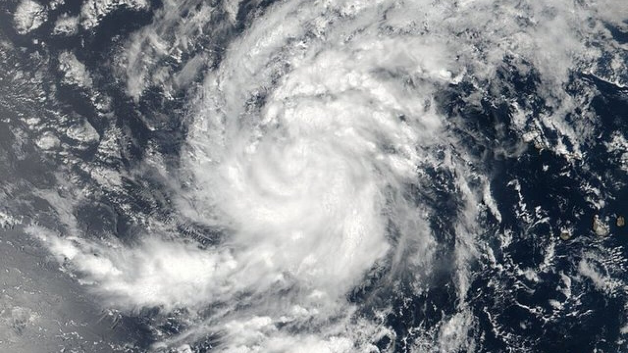 NOAA forecasts below-normal Atlantic hurricane season
