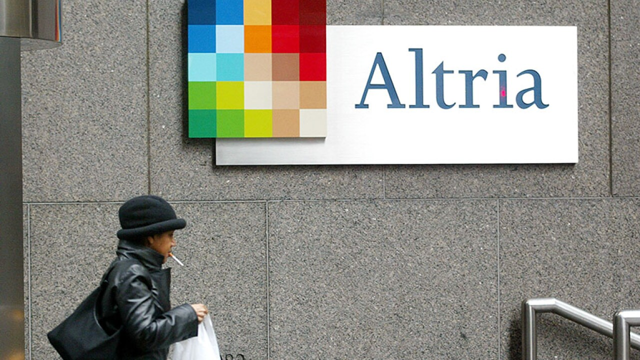 Philip Morris Changes Name To Altria