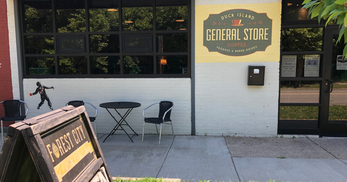 Nostalgic general store now open in Cleveland's Duck Island neighborhood