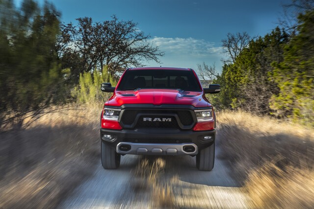 Photo gallery: Ram unveils redesigned 1500 pickup at Detroit auto show