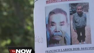 North County man missing in heat wave