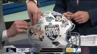 Friday Football Fever - Helmet Stickers (Week 11)
