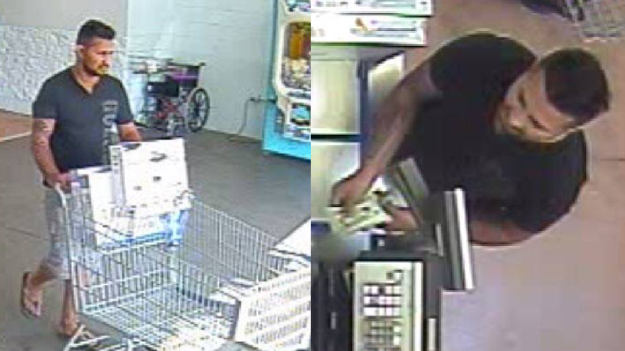 Deputies Man wanted for using scam to steal electronics from Walmart.png