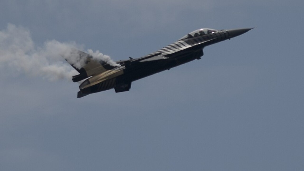 U.S. jets intercept Russian planes near aircraft carrier
