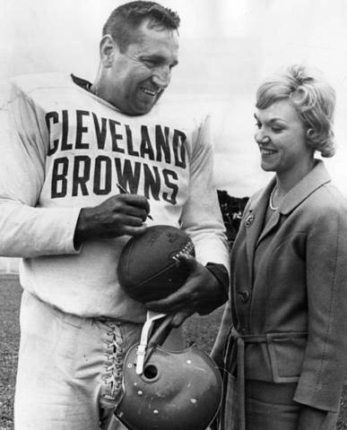 PHOTOS: The glory days of the Cleveland Browns