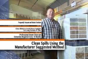 Carpet Studio Flooring America Expert Tip 2