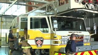 Goodyear Fire Truck 184