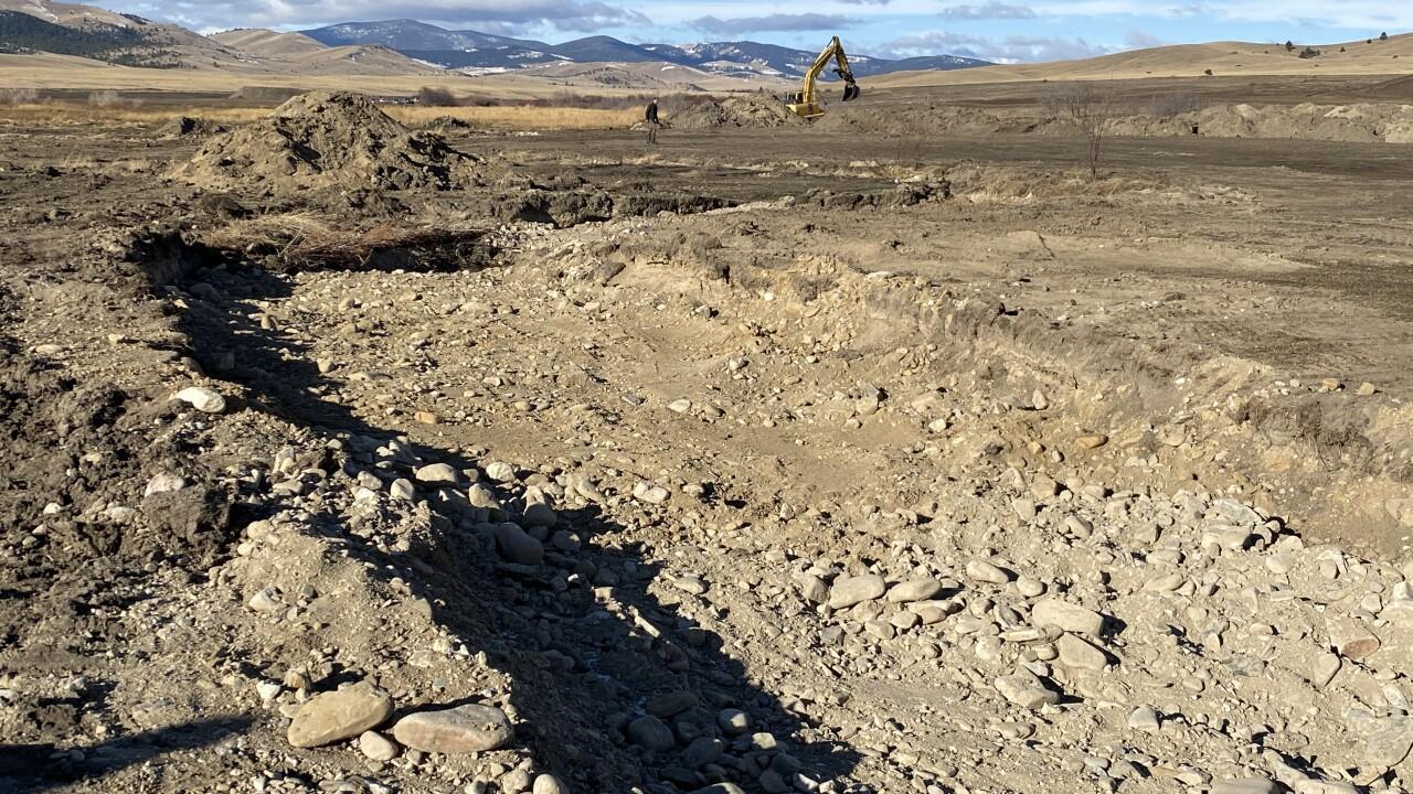 Sevenmile Creek Project