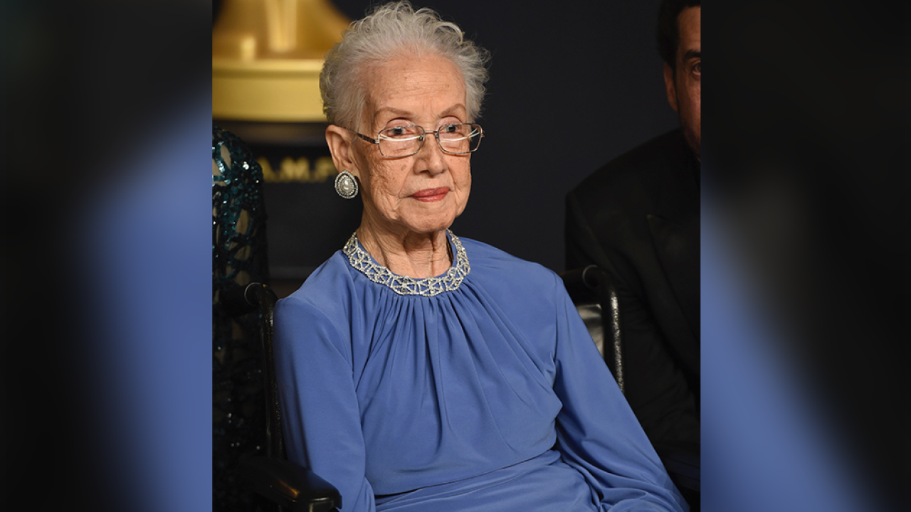 Katherine Johnson: African-American woman who broke barriers at NASA in the 1960s dead at 101