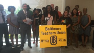 baltimore teachers union
