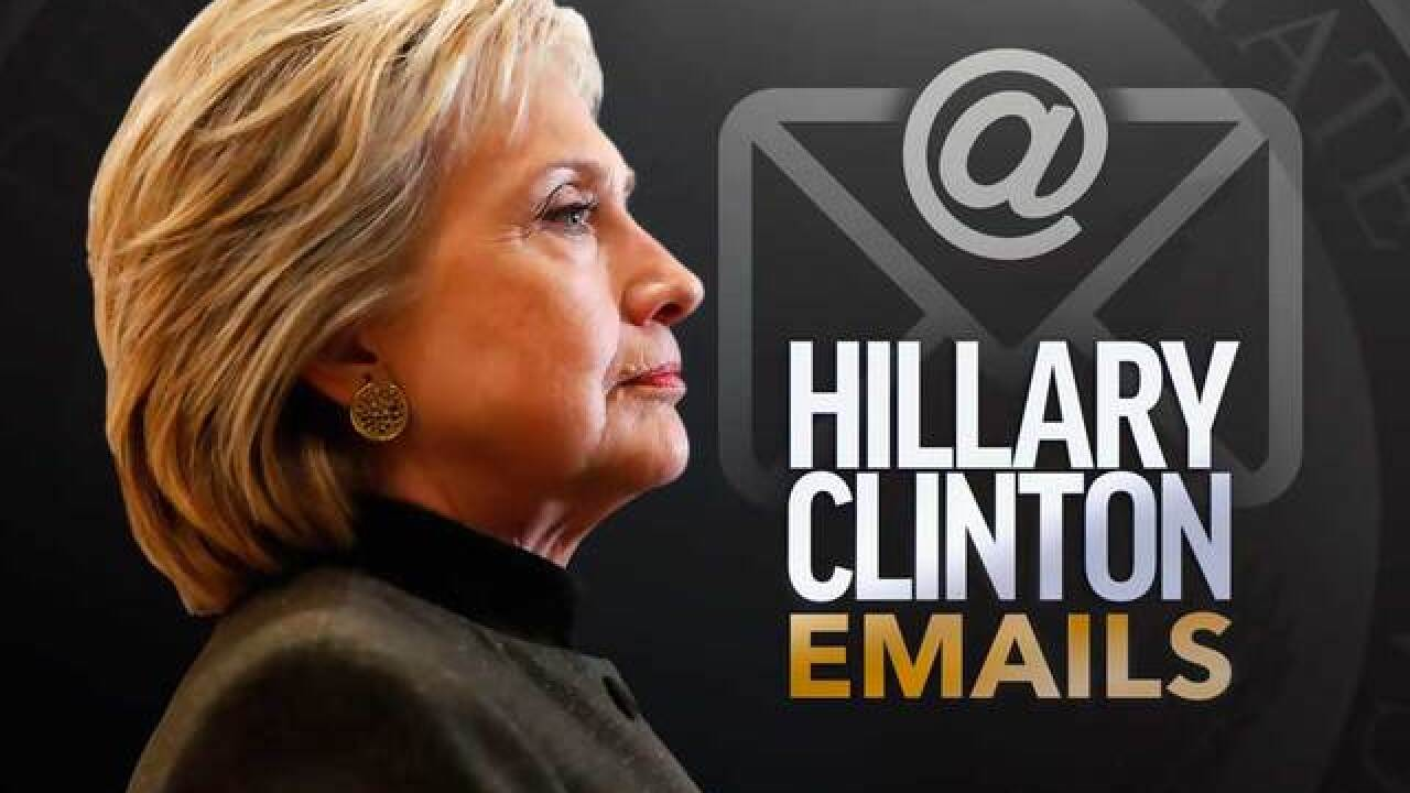 Report on FBI actions in Hillary Clinton email case set for release