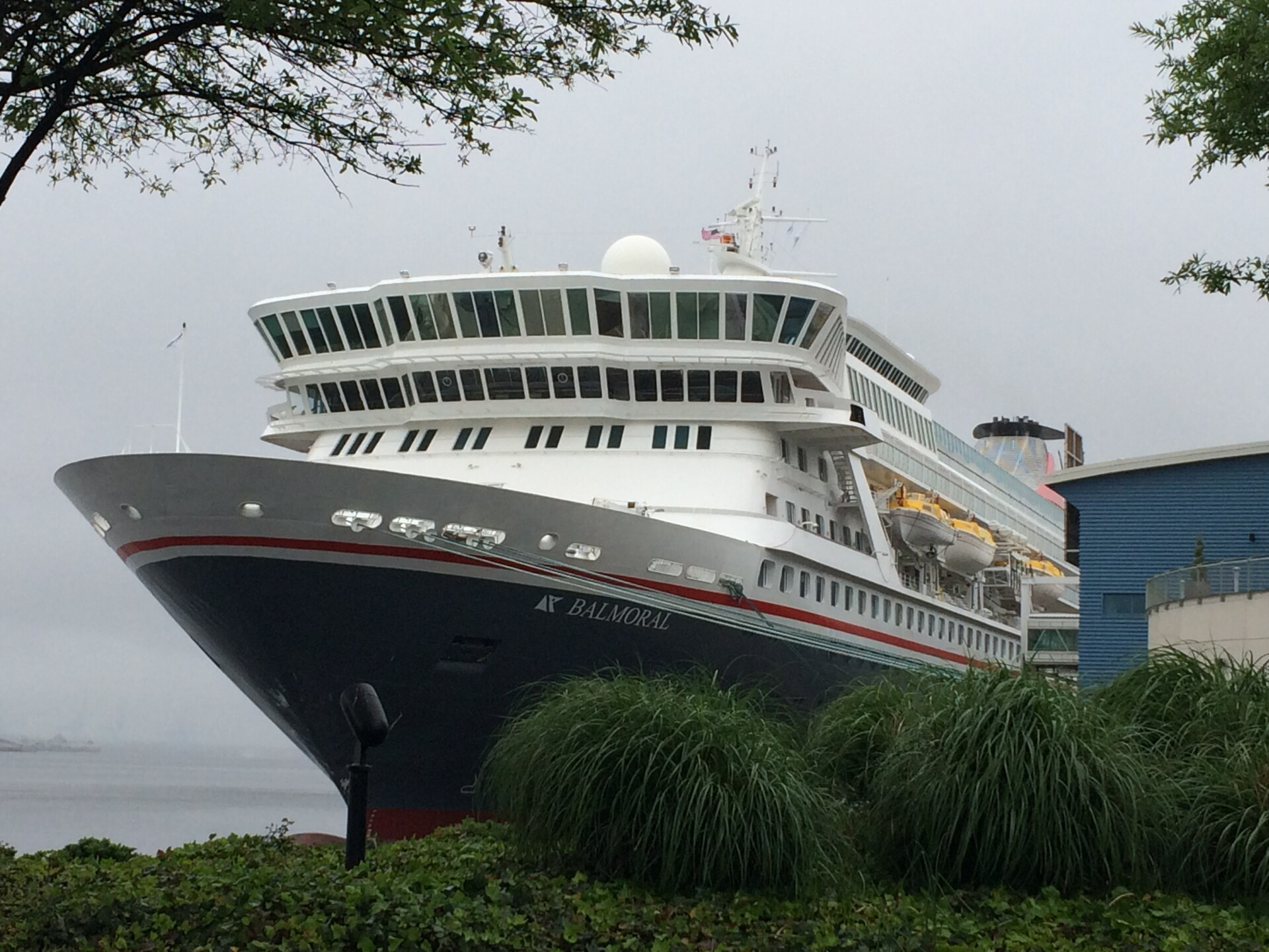 Photos: Cruise ship passengers in Norfolk isolated for norovirus