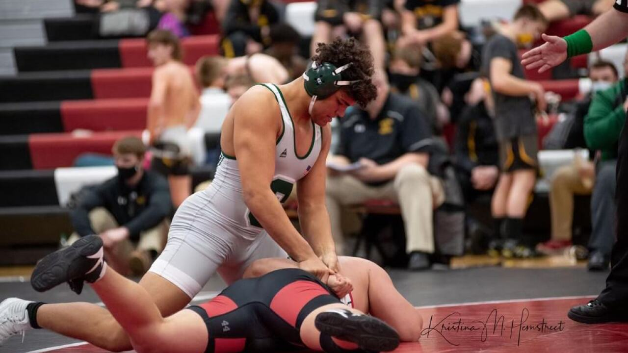 Coopersville wrestlers hoping for an opportunity to compete