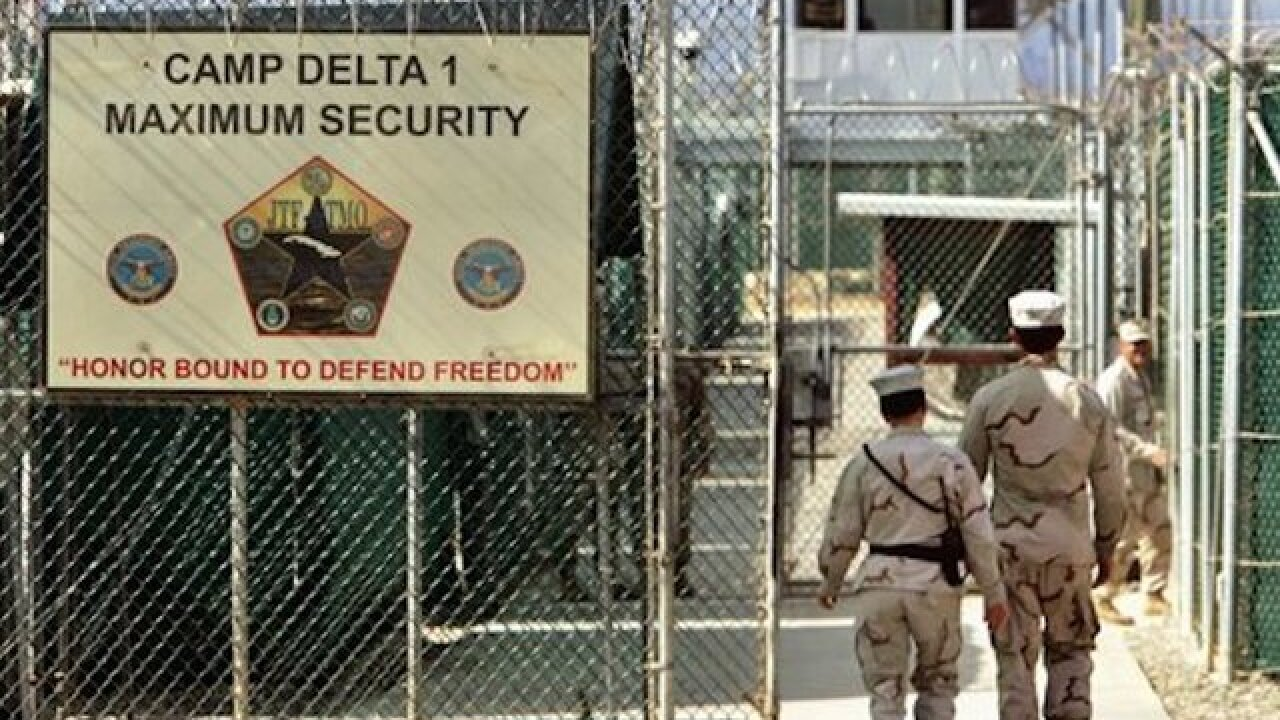 Prisoner released from Guantanamo Bay, sent to Italy