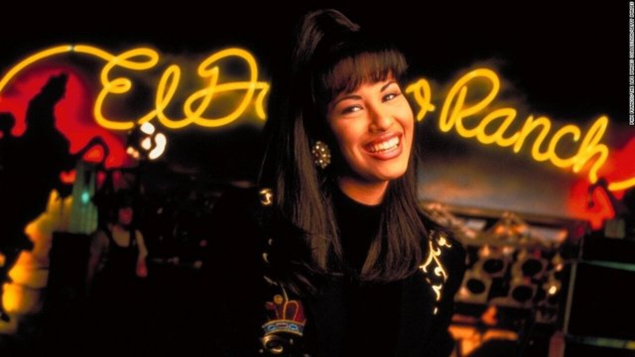Netflix making series about Tejano singer Selena