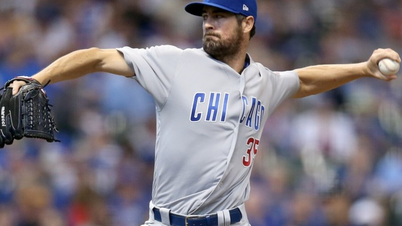 Chicago Cubs pitcher Cole Hamels goes after Brewers fans, rivalry after loss