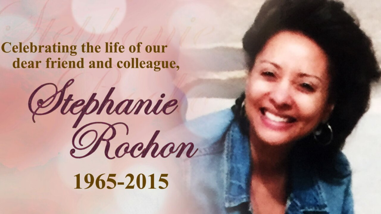 WTVR anchor Stephanie Rochon passes away after battle withcancer