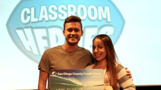 SDCCU Classroom Heroes: Nancy Sandoval at Oneonta Elementary School in Imperial Beach