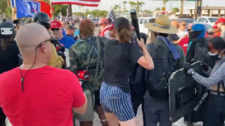 Protests in Gilbert