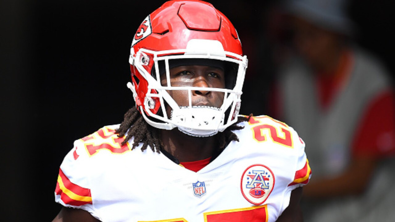 Chiefs running back is the ultimate team player